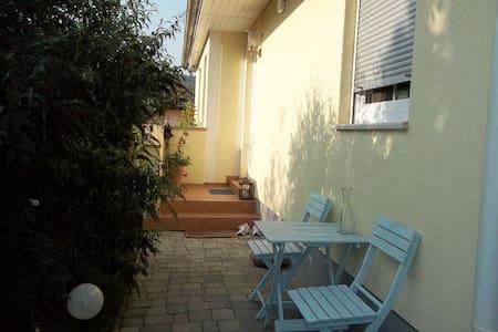 Wien,Haus in idylischer  Weingegend - Unterolberndorf - Apartament