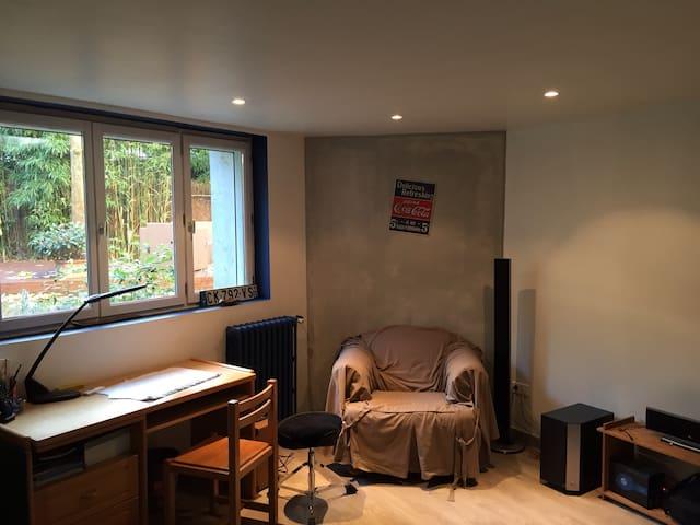 Belle chambre pour 2 proche Paris - Verrières-le-Buisson - Casa