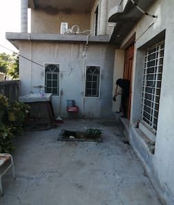 Casa con cochera, entrada independiente, Terrazas