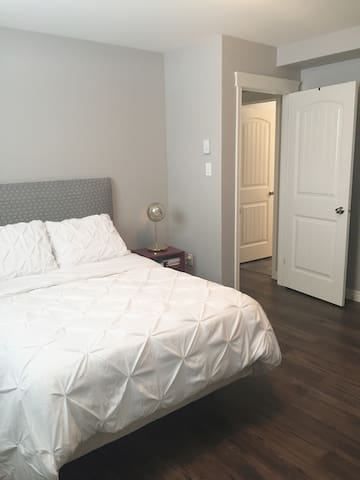 Spacious 1 Bedroom Apartment - St. John's