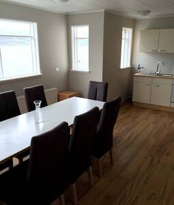 Apartment with view to the fjord (for 7 persons) - Seydisfjordur - Résidence de tourisme