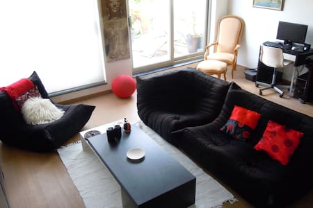 Beautiful duplex with patio - Wezembeek-Oppem