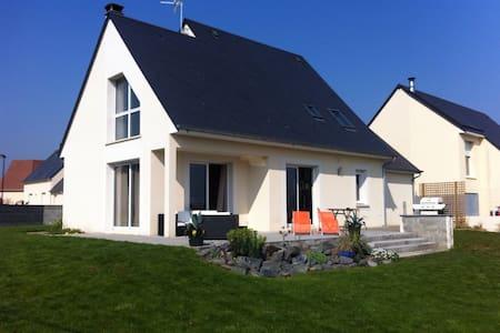 Chambre dans maison contemporaine - Fresney-le-Puceux - Σπίτι