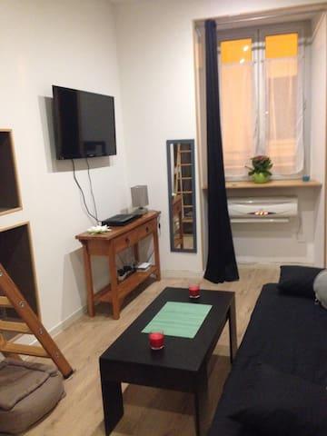 Studio cœur de la vieille ville - Ajaccio - Apartament