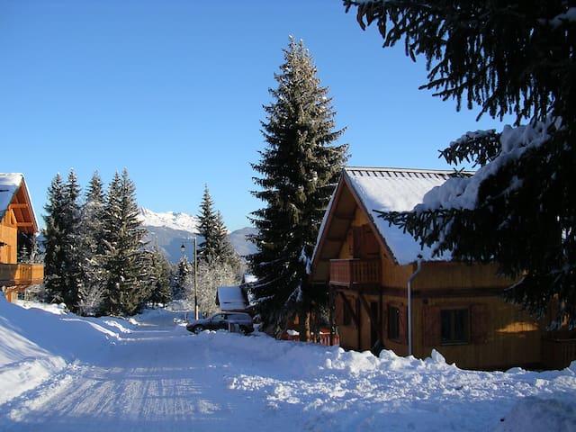 Chalet Cortina à Doucy Station - Doucy Tarentaise - Chalet
