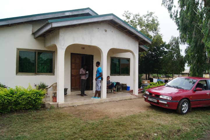 Creating Change Guesthouse - Sogakope