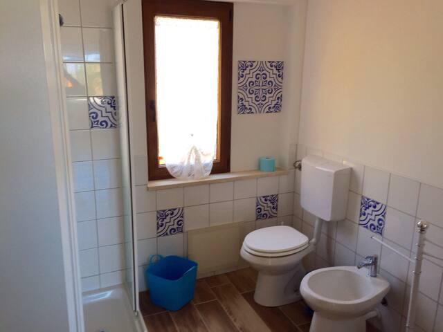 Camera doppia con vista mare - Portoscuso  - Bed & Breakfast