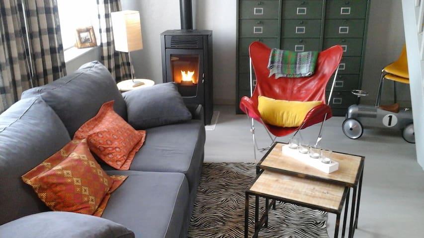 L'Appartement maison d'hôtes - Liévin - Byt