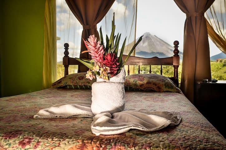 Hotel Castillo del Arenal - 埃爾卡斯蒂約(El Castillo) - 平房