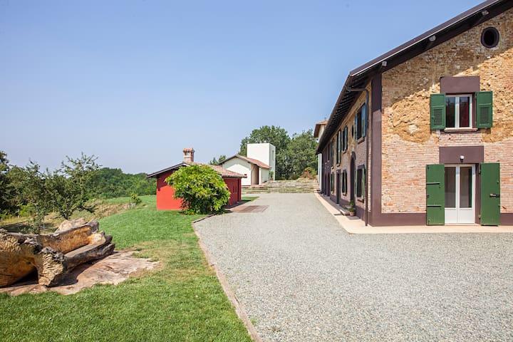 Borgo Merlassino - Acacia - Novi ligure - Departamento