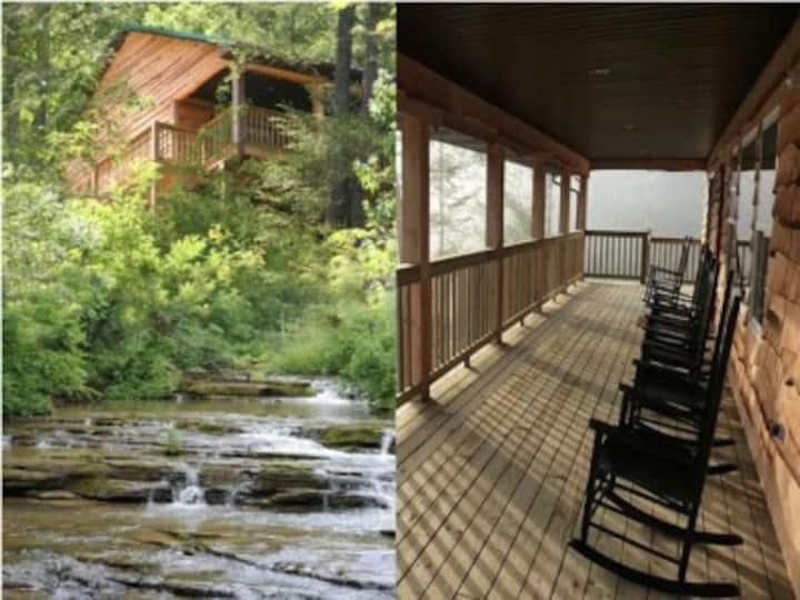 Appalachian Mountain Vacation Cabin Getaway