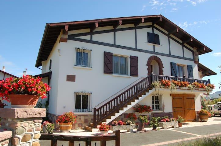Maison Xoriekin - Saint-Jean-Pied-de-Port - Appartement