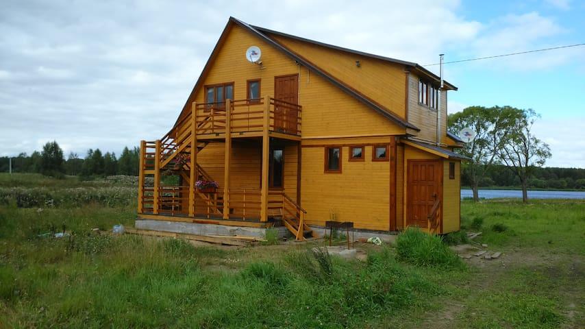 Апартаменты на берегу Волги - Угличский район - Casa