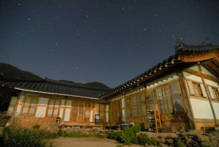 The Snail Hanok guesthouse
