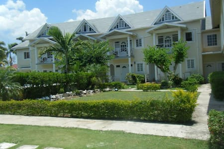Club Caribbean Court A slice of Paradise - Runaway Bay St. Ann - Appartement