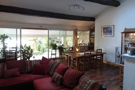Chambre d'hôtes dans village calme - Boujan-sur-Libron