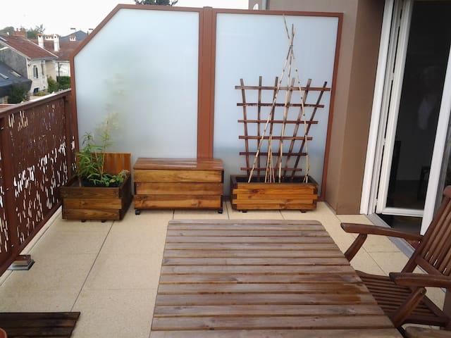 Les terrasses de la gaudiniere - Orvault - Apartment