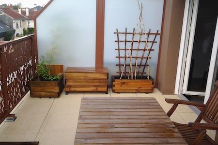 Les terrasses de la gaudiniere - Orvault