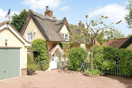 Jasmine Cottage Bed and Breakfast - Great Waldingfield