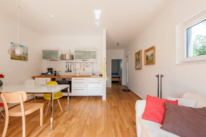 Ruhiges 2-Zimmer Apartment, München - 慕尼黑 - 公寓
