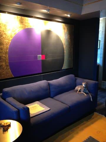 Mini appartamento centro storico - Messina - Appartement