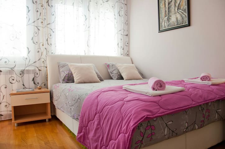 Barbi Apt, Center, Parking Included - Belgrad - Wohnung