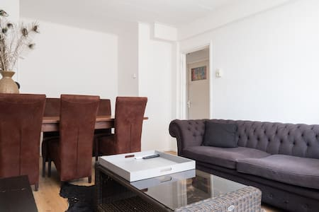 Luxe Appartement incl. barroom - Daire