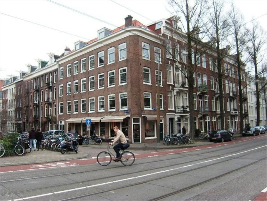 Pre WW2 building