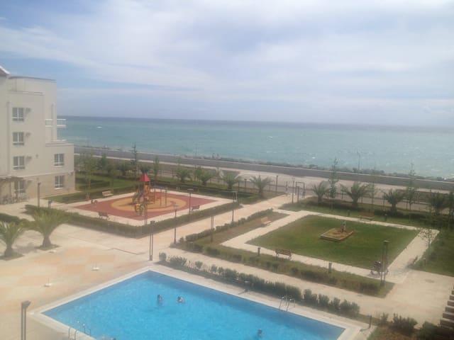 Апартаменты с видом на море - Адлер - Apartment