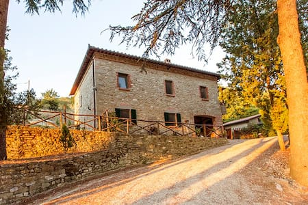 Cortona, country house in Tuscany - Montanare - House