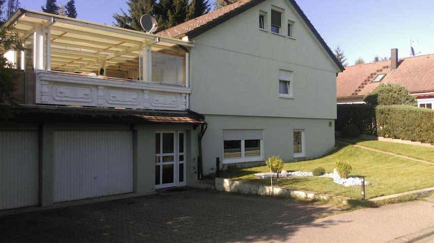 Schöne Ferienwohnung nahe Villingen - Villingen  - Wohnung