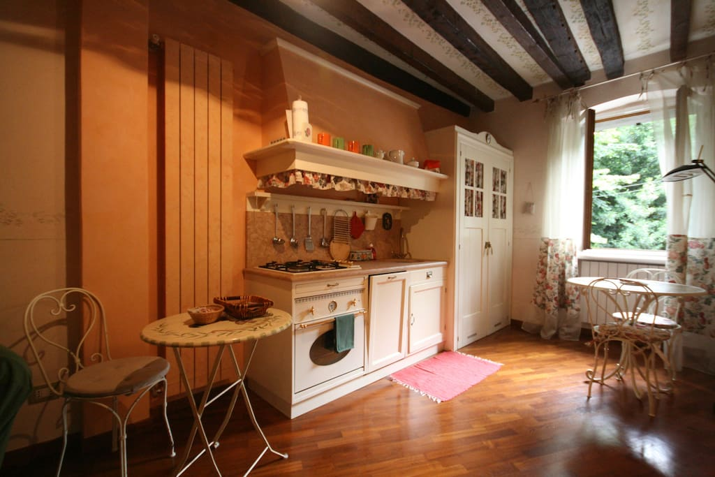 La contradella casa vacanze appartamenti in affitto a for Case affitto bergamo