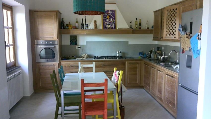 Private Room Casa Vista Lago - Sabaudia - Hus