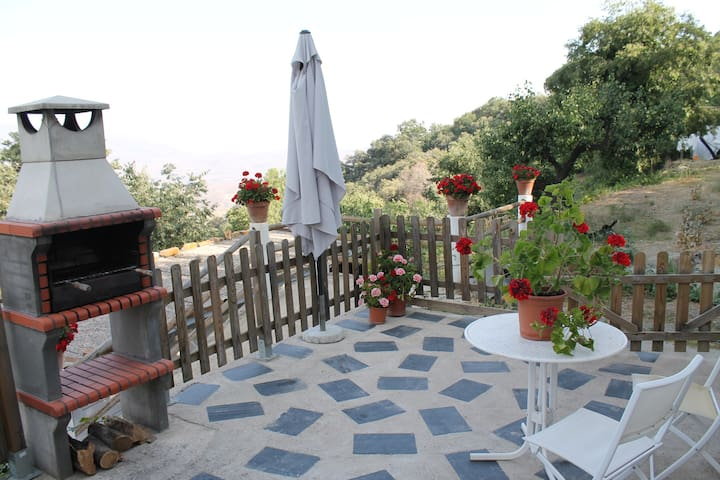 Barranco de la Salud. Casa ABEM HUMEYA - Laroles - Appartement