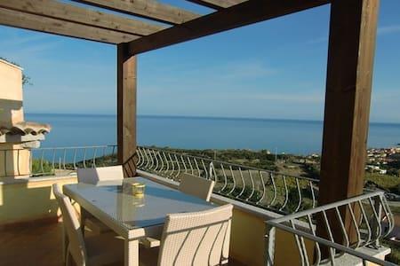 Castelsardo - Attico vista mare - Castelsardo - Lägenhet