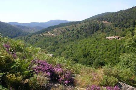"""Mas la Devèze : gîte à la ferme bio """" La Grange"""""""