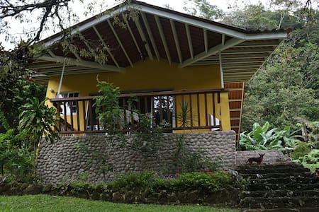 EcoValle Cabin/ Casa EcoValle - Anton Valley - Cabaña