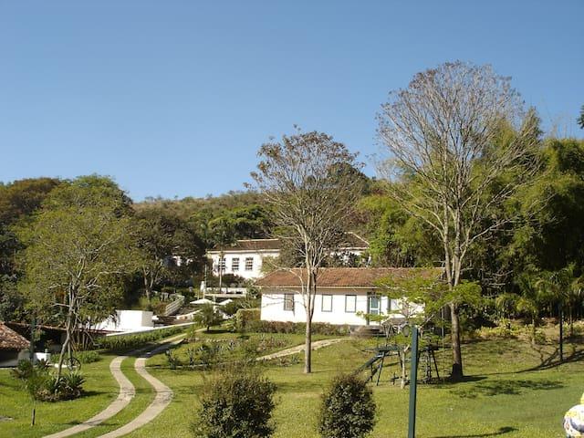 Fazenda Conceição, sede de 1850 - Roseira - Cabin