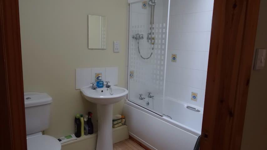 Double room with en suite bathroom - Aberdeenshire - Ev