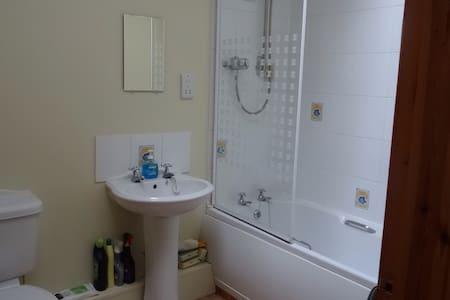 Double room with en suite bathroom - Aberdeenshire