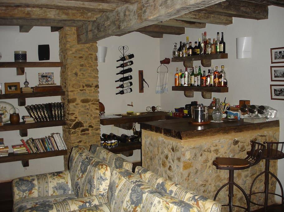 Bar do Porão.