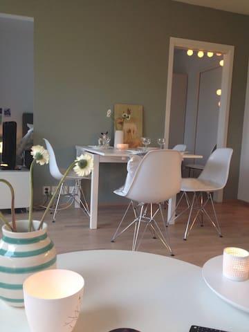 Bo ved brygga i Tønsberg. - Tønsberg - 公寓