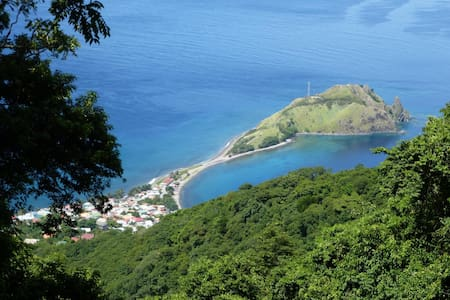 welcome to Dominica Nature Island  - Pointe Michel