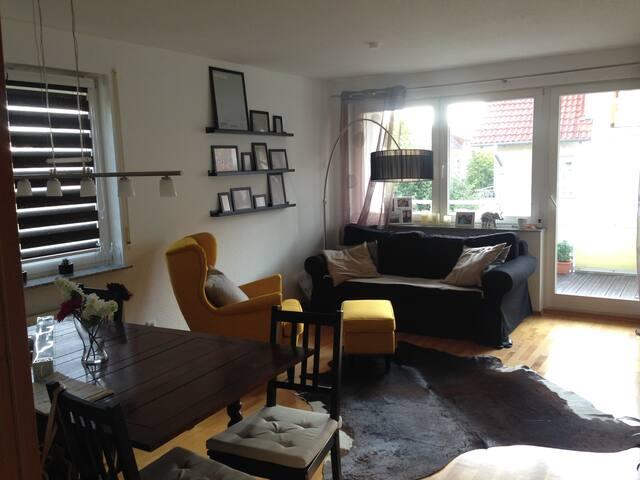 Nette Wohnung im Remseck - Remseck am Neckar - Leilighet