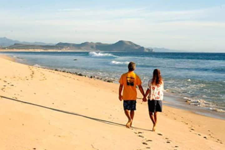Beachfront Property La Pastora