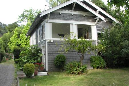 Sunny Ross Cottage in Town - Ross - Rumah