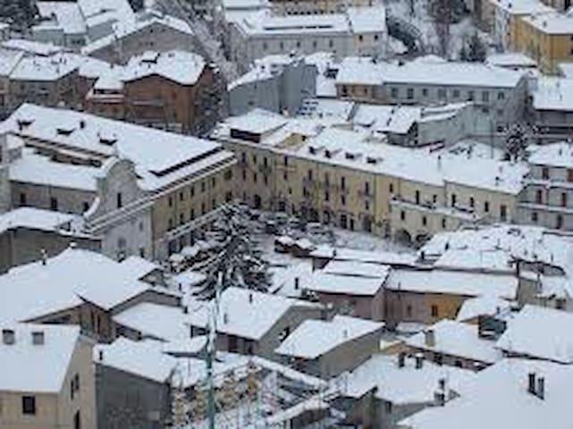 Deliziosa mansarda - Castel di Sangro