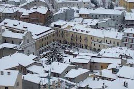 Deliziosa mansarda - Castel di Sangro - Appartamento