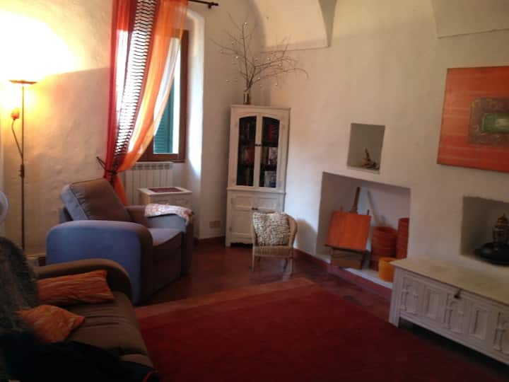 Holiday home at , Via Cavour 36, Airole, Italy
