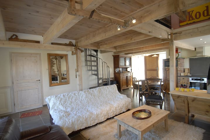 """La petite maison de Latga"" - Tanavelle - Casa"